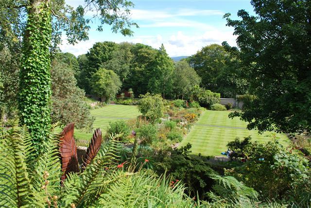 Walled Garden Gigha.